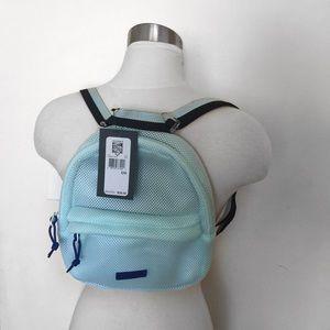 NWT Mesh Converse Mini Backpack Turquoise